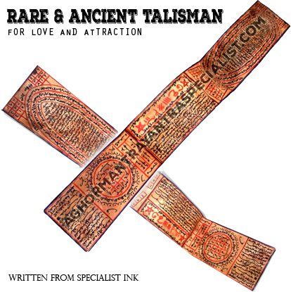 Talisman For Love And Attraction