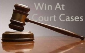 Powerful mantra to win court case