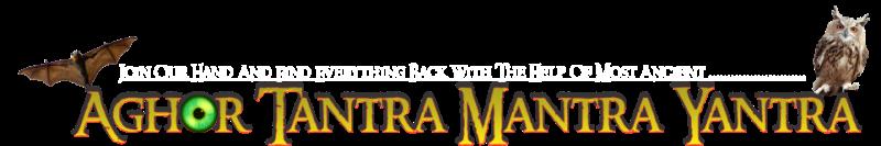 Vashikaran Mantra Yantra Totke Remedies