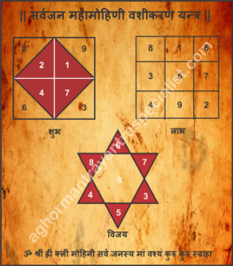 Mohini Mantra To Attract Everyone
