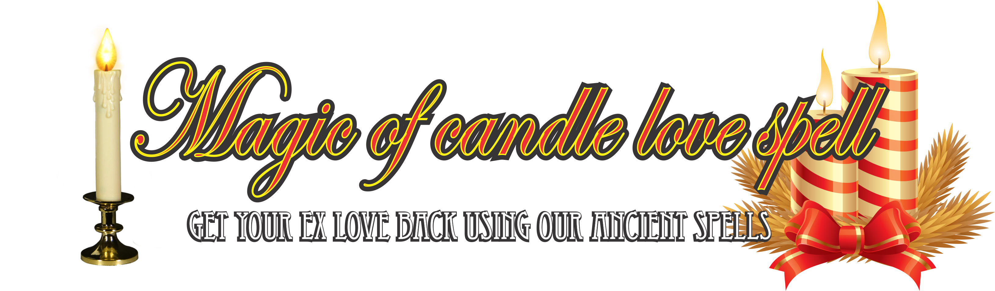 Candle Love Spells To Get Love Back