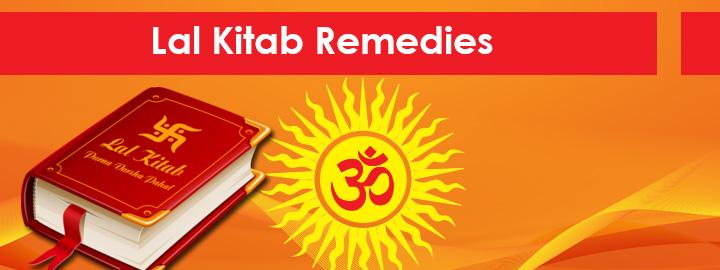 Remedies Of Lal Kitab