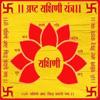 Yakshini Sadhana Mantra
